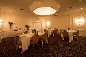 San Carlo Justine Banquet Room